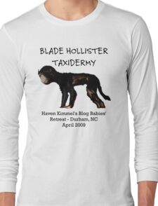 Blade Hollister Taxidermy Long Sleeve T-Shirt