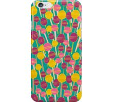 Sweet lollipops for candy people. iPhone Case/Skin