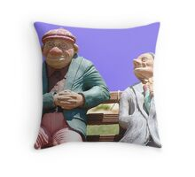 Same Hobo's Throw Pillow