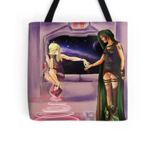Oooh--Shiny!  I want it! Tote Bag