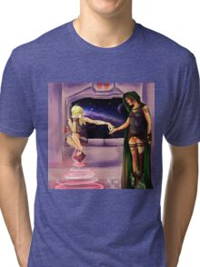 Oooh--Shiny!  I want it! Tri-blend T-Shirt