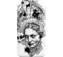 Old witch iPhone Case/Skin