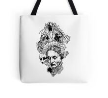 Old witch Tote Bag
