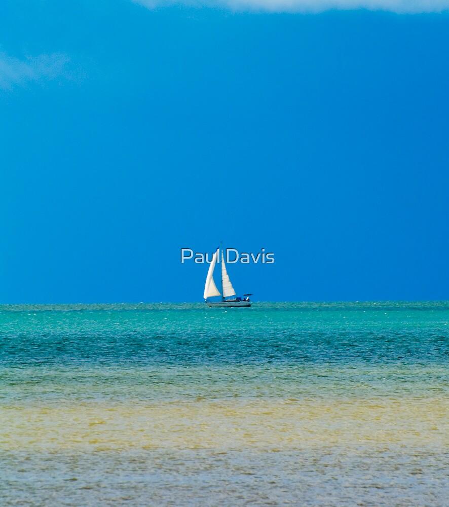 Off Giangurra by Paul Davis