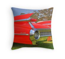 Coupe deVille Throw Pillow