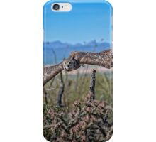 Great Horned Owl Take Off  iPhone Case/Skin