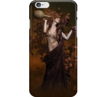 Geshtinanna Goddess of Grape Vine iPhone Case/Skin