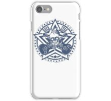 Rock Star Guitars & Skull iPhone Case/Skin