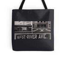 Yankees - Composite Print Tote Bag