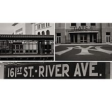 Yankees - Composite Print Photographic Print