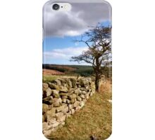 Maybecks-North Yorkshire Moors iPhone Case/Skin