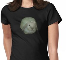 Easter Bunny Tee Womens Fitted T-Shirt