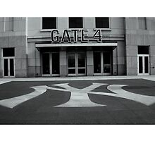 Yankees NY by Amanda Vontobel Photography