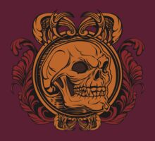 Badge Skull by viSion Design