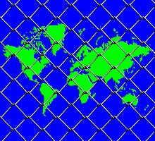 World in a Cage by Mark McKinney