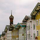 Bad Tölz Marktstrasse by Bethany Helzer