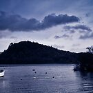Boats on the Loch by makatoosh