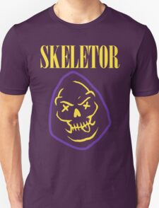 Skeletor Band T-Shirt