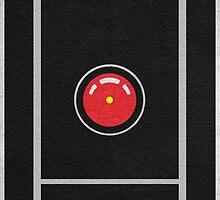 2001 A Space Odyssey by A. TW