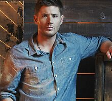 Jensen Ackles by wncest
