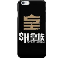 Star Horn iPhone Case/Skin
