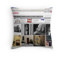 All things maltese  Throw Pillow