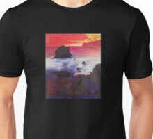 The Rock at Sunset Unisex T-Shirt