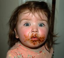 I did not EAT all of the Valentine Candy! by Angel Perry