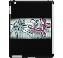 Creativity is Freedom's Child (Kreativität ist ein Kind der Freiheit) iPad Case/Skin