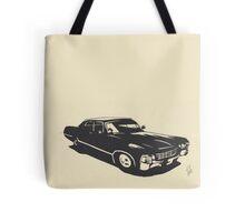 Impala '67 Tote Bag