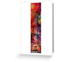 EXCALIBUR / Magic and Mystery Greeting Card