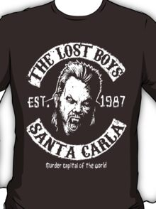 The Lost Boys Motorcycle Club T-Shirt