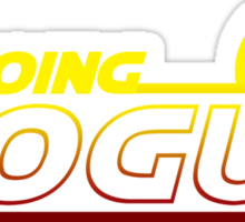 Going Rogue Sticker