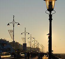 A street lamp by mishmurok