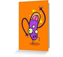 Wild Brain Bot Greeting Card