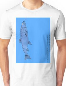 Fish Kite  007 Unisex T-Shirt