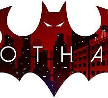 Gotham by FuShark