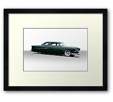 1952 Ford Custom Coupe Framed Print