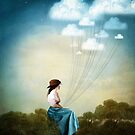 Blue Thoughts by Catrin Welz-Stein