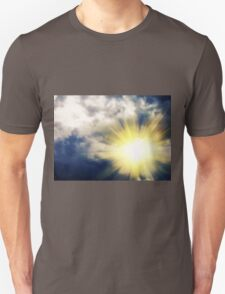 Light through Dramatic Sky 3 T-Shirt