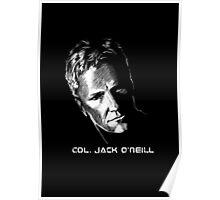 Jack O'Neil Stargate Poster