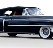 1953 Cadillac El Dorado Convertible Sticker