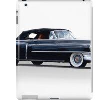 1953 Cadillac El Dorado Convertible iPad Case/Skin