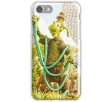 Goofy Waters The Garden iPhone Case/Skin
