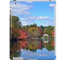 Reflections of Autumn iPad Case/Skin
