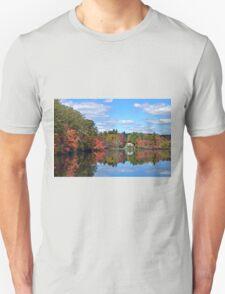 Reflections of Autumn Unisex T-Shirt