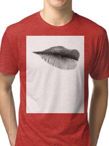 Read my LIPS Tri-blend T-Shirt