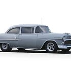 1955 Chevrolet  210 'Post Coupe' by DaveKoontz