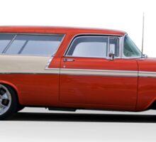 1956 Chevrolet 'Nomad' Wagon Sticker