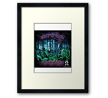 Diffus - Forest Dwellers EP Framed Print